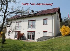 Am Jakobusweg App4, apartment in Bamberg