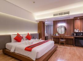 โรงแรม ทรูสยาม พญาไท โรงแรมใกล้ อนุสาวรีย์ชัยสมรภูมิ ในกรุงเทพมหานคร