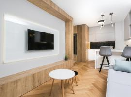 Modern Business Apartments in City Center, apartment in Warsaw