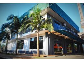 HOTEL COSTA ITAIPU, hotel near Itaipu Dam, Hernandarias