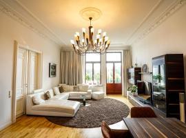**Traumhafte City-Wohnung // 120qm // 4-Räume**, Ferienwohnung in Leipzig