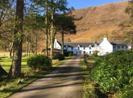 Hartfield House, hostel in Applecross