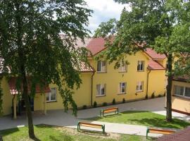 Ośrodek Wczasowo - Kolonijny Słoneczko – hotel w Łebie
