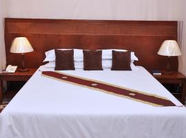 Garr Hotel、キガリのホテル