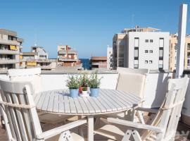 Seaview Luxury Penthouse - Bari Fesca, hotel in Bari