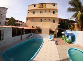 Pousada Mar do Sonho, guest house in Porto De Galinhas