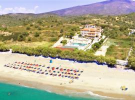 Thassos Hotel Grand Beach, готель у Ліменарії