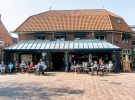 Hotel Restaurant de Jong, hotel in Nes