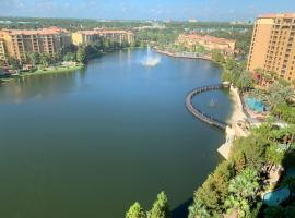 Wyndham Bonnet Creek, hotel near Walt Disney World, Orlando