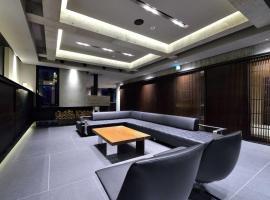 Takahashi Penthouse in Osaka, hotel in Osaka