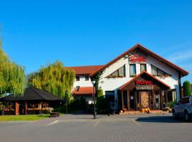 Hotel Complex Legenda, hotel v destinaci Ivano-Frankivsk