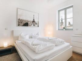 Dill Apartment an der Frauenkirche, Ferienunterkunft in Dresden