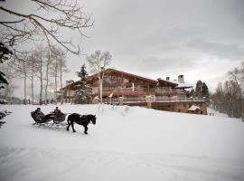 Stein Eriksen Lodge Deer Valley, resort in Park City
