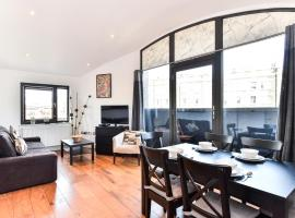 Regents Canal Apartments, hotel in London