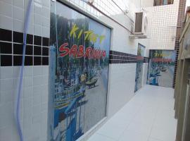 Kitnet Sabrinna, apartment in Maceió