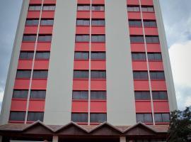 São Joaquim Park Hotel, hotel em São Joaquim