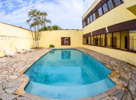 Pousada H Guaruja, hotel near Branca Beach, Guarujá