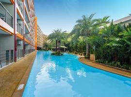 Mai Khao Beach Condo - Pool Gym and Spa, hotel in Mai Khao Beach
