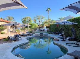 NEW LUXE RETREAT 3BD/3BA, Pool/Spa, Putting Green, Pool Table, hotel in La Quinta