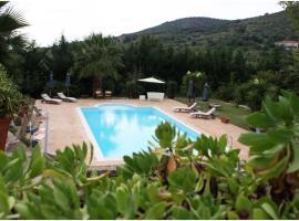 Villa Tresino B&B, hotel with pools in Santa Maria di Castellabate