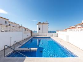 Casa Playa Costa del Sol Torre Benagalbón Málaga, villa in Torre de Benagalbón