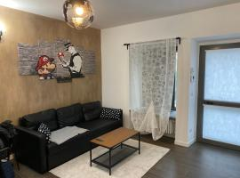 Intero appartamento. 4 letti. Smart house., hotell Torinos huviväärsuse Via Nizza lähedal