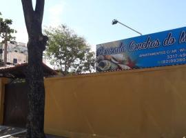POUSADA CONCHAS DO MAR, homestay in Maceió