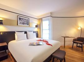 Mercure Paris Saint-Ouen, hotel in Saint-Ouen