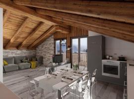 Residenza Marconi, serviced apartment in Pinzolo
