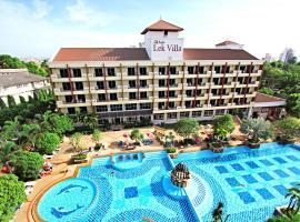 Lek Villa, מלון בפאטאיה נורת'