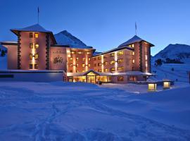 Hotel Alpenrose aktiv & sport, hotel in Kühtai
