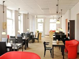 Pension Müllers Alte Backstube, hotel near Vogtland Kultur GmbH Neuberinhaus, Reichenbach im Vogtland