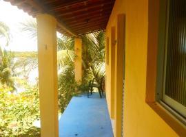 Hostel da Ribeira, hotel near Areia Vermelha Island, Santa Rita