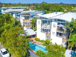 Twin Quays Noosa, serviced apartment in Noosaville