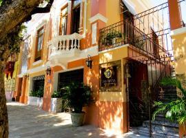 Casa Perpetua Hotel D Charm, отель в Манаусе