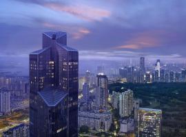 深圳柏悅酒店,深圳的飯店