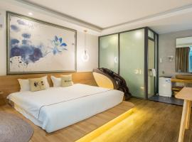 Floral Hotel Xianju Chanting Great Wall Branch, hotel in Beijing