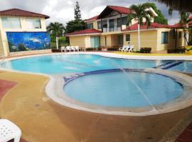 Hotel TPR Campestre Bella Suiza Real, hotel en Villavicencio