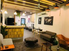 Daraya Hostel, hotel in zona Centro Commerciale Siam Paragon, Bangkok