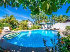 Ocean Sun Dive Resort, holiday park in Tulamben