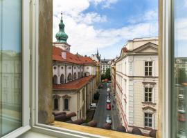 Salvator Church Great Apartment, budget hotel in Prague