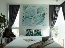 Sutera Avenue - Amazing Sunset Downtown 2BR Suite (B6-32A), apartment in Kota Kinabalu