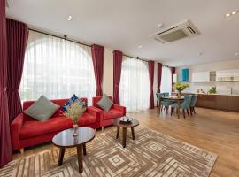 Sen Boutique Hotel, hotel in Danang