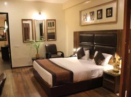 Imperial Park, hotel near Medanta Hospital, Gurgaon