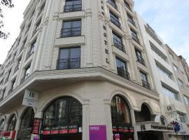 FOUR SEVEN HOTEL, отель в Стамбуле, в районе Фатих