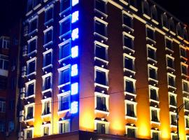 Harbin Joy Boutique Hotel, отель в Харбине