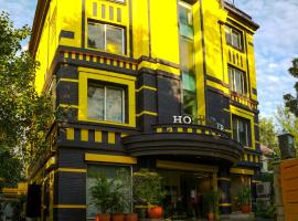 The Hosteller New Delhi, hotel in New Delhi