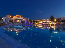 Port Royal Villas and Spa - Adults Only, boutique hotel in Kolymbia
