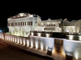 The Messenger-Harlalka Haveli, hotel in Mandāwa