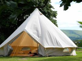 Manx Tents, hotel near Isle of Man Airport - IOM,